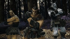 "Hrothgar Race, Dancer Job, More Revealed for Final Fantasy XIV ""Shadowbringers"" Expansion"