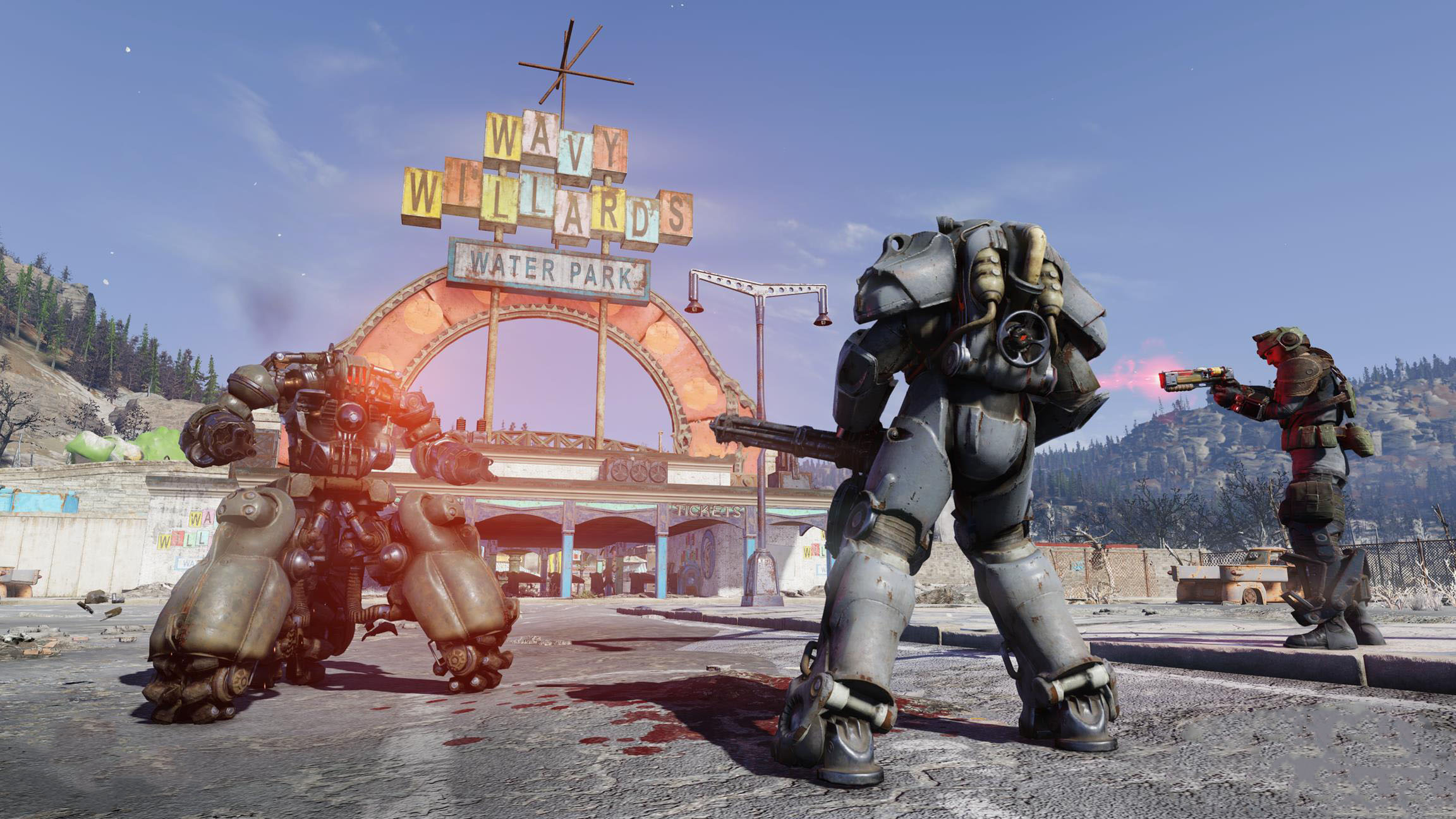 Fallout 76, Rage 2, More Coming to Steam - Niche Gamer