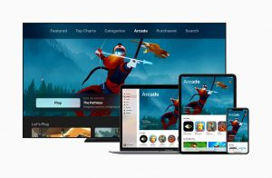 Apple Arcade Game Subscription Service Announced