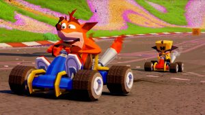Crash Nitro Kart Content, PS4 Exclusive Retro Items, More Confirmed for Crash Team Racing Nitro-Fueled