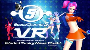 Development 40% Complete for Space Channel 5 VR: Kinda Funky News Flash!
