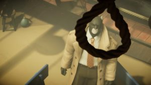 Blacksad: Under the Skin Launches September 2019 on PC, Mac, PS4, Switch, Xbox One