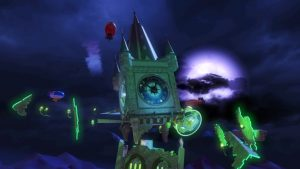Haunted Castle Track & Music Revealed for Team Sonic Racing