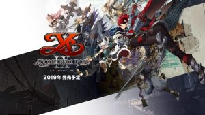 Ys IX Japanese Website Reveals Wealth of Game Info, Launches 2019 in Japan for PS4