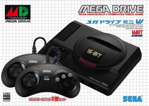 Sega Mega Drive Mini Set for Worldwide September 19 Launch