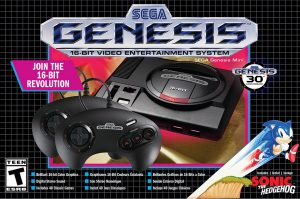 Games 21-30 Confirmed for Sega Genesis / Mega Drive Mini