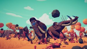 Totally Accurate Battle Simulator Now Available via Steam Early Access
