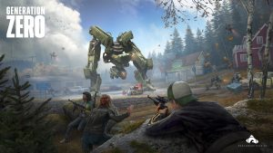 Generation Zero Review – IKEA Unleashed