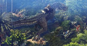 "Dinosaur MMORPG ""Durango"" Finally Gears Up for Launch"