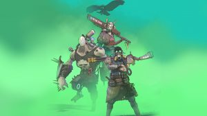 "Fatshark Announces Post Apocalyptic, Turn-Based Strategy Game ""Dreadlands"""