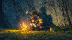 Debut Trailer for Dragon Quest: Your Story Movie