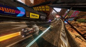 Sci-fi Racing Game Formula Fusion Rebranded to Pacer