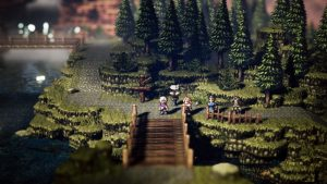 PC Port Rating Spotted for Octopath Traveler