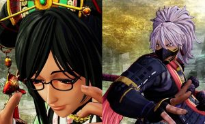 New Characters Wu Ruixiang, Yashamaru Kurama Revealed for Samurai Shodown