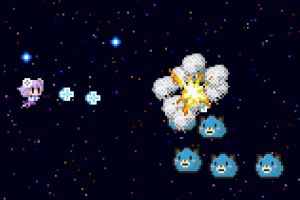 Neptunia Shooter Announced for PC