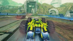GRIP: Combat Racing Gets New Tracks, Team Modes