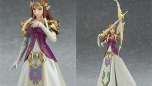 Max Factory The Legend of Zelda: Twilight Princess Zelda Figma Review