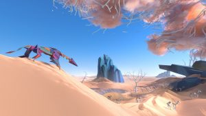 """Another World Creator Reveals New Game """"Paper Beast"""""""
