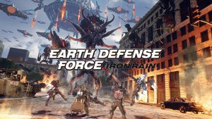 Earth Defense Force: Iron Rain Review – Thicc, Thiccer, and Thiccest