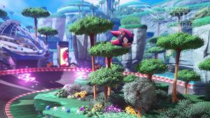 Wisp Circuit Music Unveiled for Team Sonic Racing