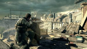 Sniper Elite V2 Remastered Launches May 14