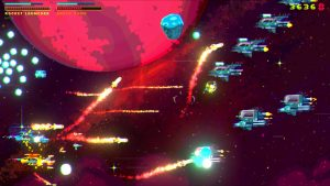 "Release Date, Console Ports Announced for Throwback Side-Scrolling Shmup ""Black Paradox"""