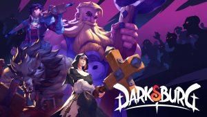 "First Gameplay Trailer for Co-Op Action Game ""Darksburg"""