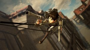 Anti-Personnel ODM Action Trailers for Attack on Titan 2: Final Battle