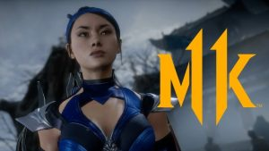 Kitana Trailer for Mortal Kombat 11