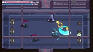 """Simple, But Hard Action Game """"Alpha"""" Heads to Switch April 19, Steam Later"""