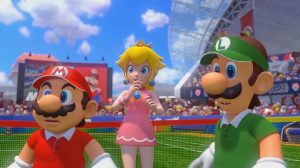 Update 3.0 Released for Mario Tennis Aces