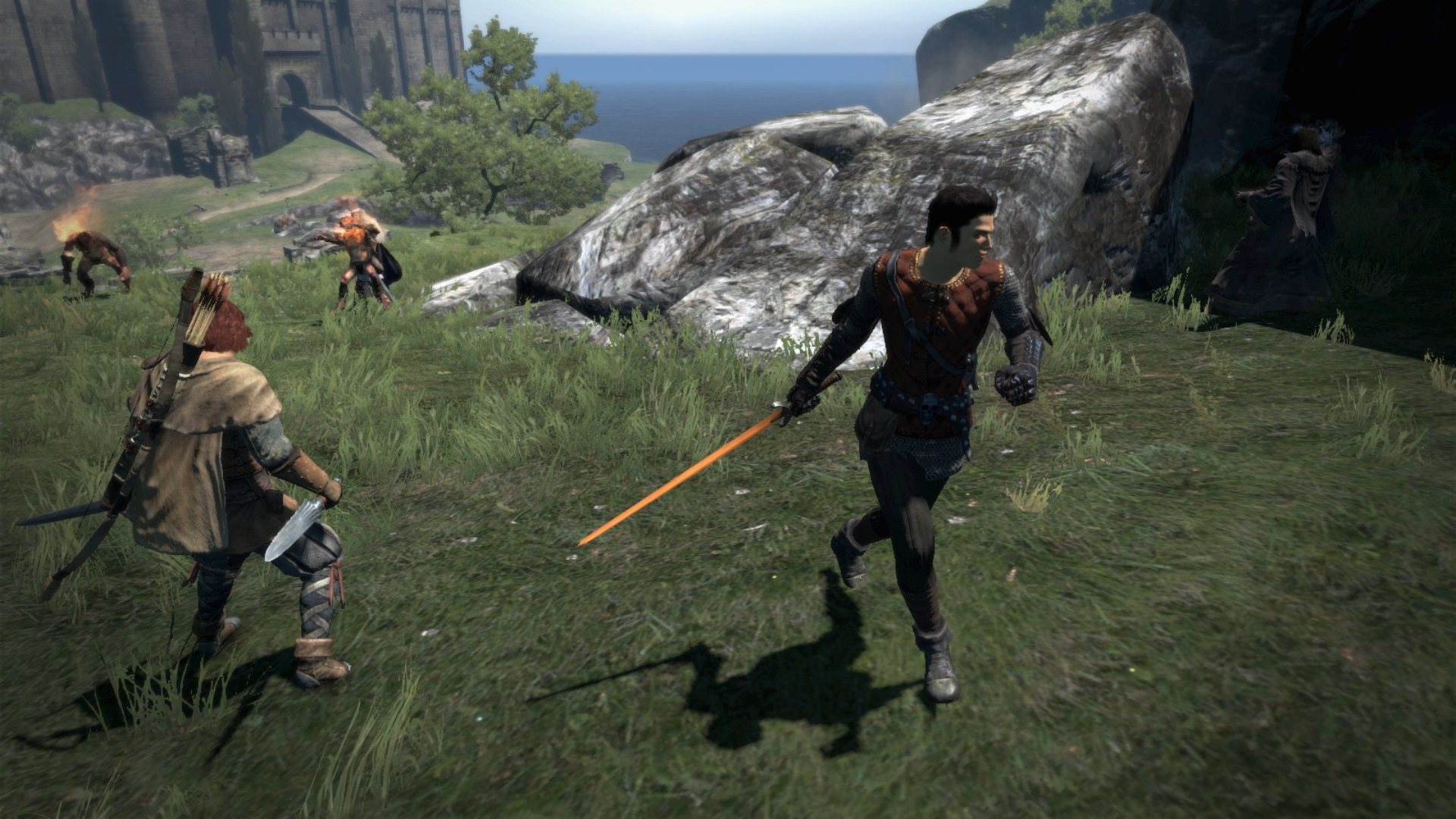 Dragon S Dogma Dark Arisen For Switch And Travis Strikes Again