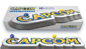 Capcom Home Arcade Plug-and-Play Hardware Announced