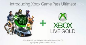 Xbox Game Pass Ultimate Announced