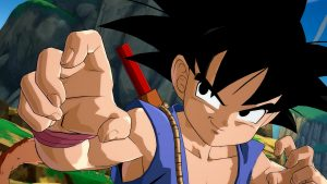 Dragon Ball FighterZ DLC Character Kid Goku Launches in May