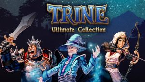 Trine: Ultimate Collection Gameplay Trailer