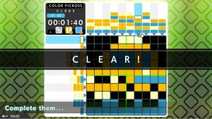 Picross S3 Announced for Switch