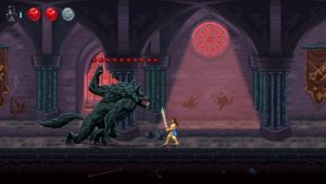 """Challenging 2D Side-Scroller """"Driven Out"""" Announced for PC and Consoles"""