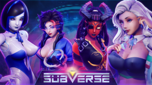 "Ambitious Erotic Sci-fi RPG ""Subverse"" Enters Final Two Weeks of Funding"