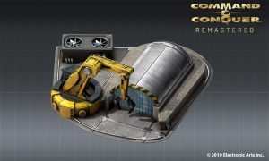 First Art for Command & Conquer Remaster