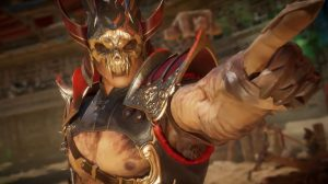 Shao Kahn Trailer for Mortal Kombat 11