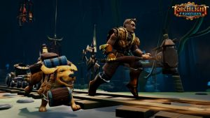 Railmaster Class Revealed for Torchlight Frontiers