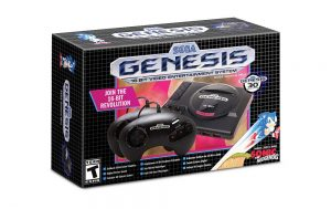 Games 11-20 Confirmed for Sega Genesis / Mega Drive Mini