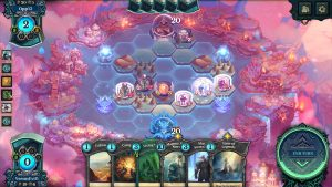 Chronicles of Gagana Expansion Now Available for Faeria