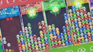 Puyo Puyo eSports Getting Physical Release in Japan for PS4, Switch
