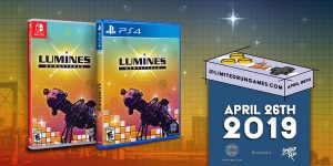 Limited Physical Version for Lumines Remastered Announced for PS4, Switch