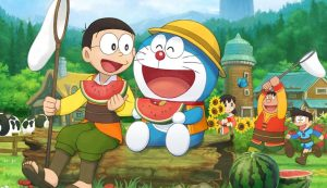 Doraemon: Story of Seasons Now Available