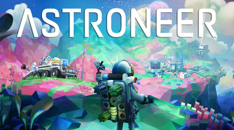 Astroneer Review – Major Tom's Vacation - Niche Gamer