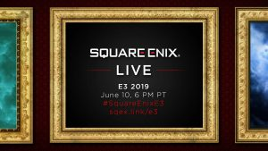 Square Enix E3 2019 Press Conference Set for June 10
