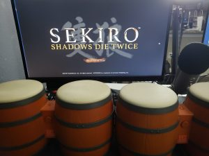 Man Beats Sekiro: Shadows Die Twice Using Only Donkey Kong Bongos